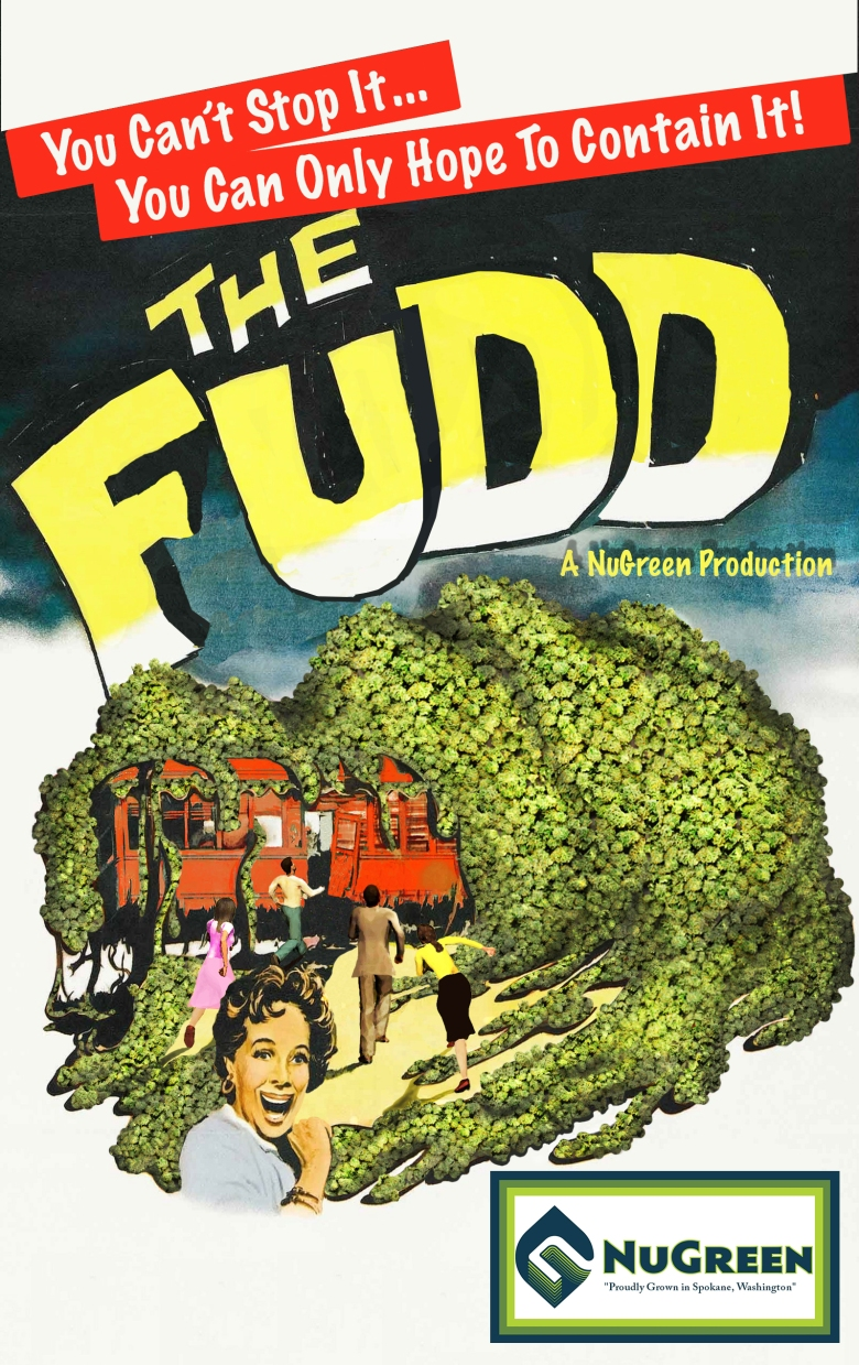 Fudd Poster