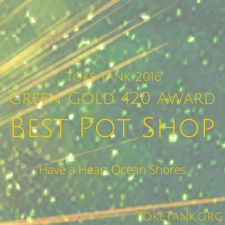 TT.420Award2016. Best Pot Shop